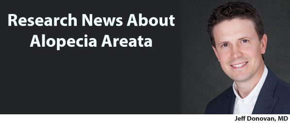 Research News About Alopecia Areata