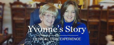 Yvonne's Story